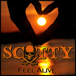 SCOTTY - Feel Alive (Front Cover)