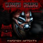 VARIOUS - Massive Horror (Front Cover)