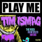 ISMAG, Tim - Big Rock Disco (Front Cover)