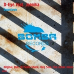 D EYE feat JENNIKA - Downtown (Front Cover)