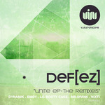 DEF EZ - Unite EP (The remixes) (Front Cover)
