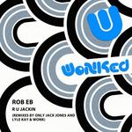 ROB EB - R U Jackin (Front Cover)