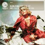 ELEK FUN - One Girl EP (Front Cover)