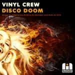 VINYL CREW - Disco Doom (Front Cover)