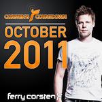 CORSTEN, Ferry/VARIOUS - Ferry Corsten Presents Corsten's Countdown October 2011 (Front Cover)