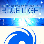 BEAT, Julius/EDDY KARMONA - Blue Light (Front Cover)