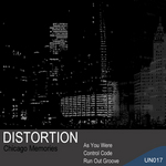 DISTORTION - Chicago Memories (Front Cover)
