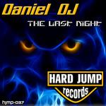 DANIEL DJ - The Last Night (Front Cover)