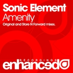 SONIC ELEMENT - Amenity (Front Cover)