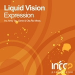 LIQUID VISION - Expression (Front Cover)