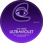 TURNER, Nick - Ultraviolet (Front Cover)