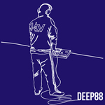 DEEP88 - Collecting Dust (Front Cover)