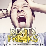 VARIOUS - Beats 4 Freaks: Tech & Progressive House Collection Vol 2 (Front Cover)