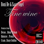 RONI BE/SAAR FOGEL - Fine Wine (Front Cover)