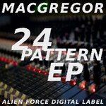 MACGREGOR - 24 Pattern EP (Front Cover)
