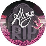 DEEKLINE/ED SOLO - Always RIP Part 1 (Front Cover)