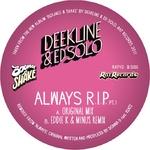 DEEKLINE/ED SOLO - Always RIP Part 1 (Back Cover)
