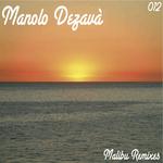 DEZAVA, Manolo - Malibu Remixes (Front Cover)