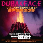 DUBAXFACE - Volcano Eruption EP (Front Cover)