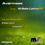 AVERMASS - El Baile Latino EP (Front Cover)