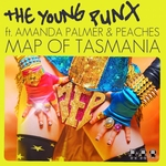 YOUNG PUNX, The feat AMANDA PALMER - Map Of Tasmania (Front Cover)