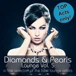 VARIOUS - Diamonds & Pearls Lounge Vol 5 (A Fine Selection Of The Best Lounge Artists) (Front Cover)