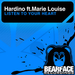 HARDINO feat MARIE LOUISE - Listen To Your Heart (Front Cover)