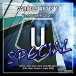 VARIOUS - We Are Unaffected!!! (Front Cover)