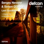 NEVONE, Sergey/SIMON O SHINE - Last Goodbye (Front Cover)