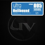 ULTRAVIOLENCE - Hellbound (Front Cover)