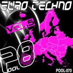 VARIOUS - Euro Techno: Volume 5 (Front Cover)