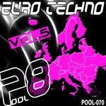 VARIOUS - Euro Techno: Volume 5 (Back Cover)