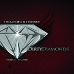 DIRTY DIAMONDS/SPACE CAT vs SHANTI - Diamonds R Forever (Front Cover)