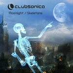 CLUBSONICA - Skeletons (Front Cover)