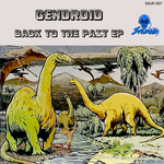 GENDROID - Back To The Past EP (Front Cover)