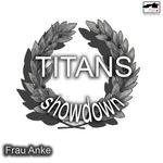 ANKE, Frau - Titans Showdown (Front Cover)