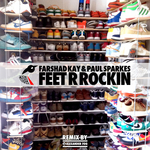 SPARKES, Paul/FARSHAD KAY - Feet R Rockin (Front Cover)