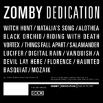 ZOMBY - Dedication (Front Cover)