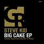 KID, Steve - Big Cake EP (Front Cover)