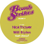 THAYER, Nick vs WILL STYLES - Bombstrikes Vol 17 (Front Cover)