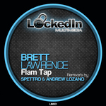 LAWRENCE, Brett - Flam Tap (Front Cover)