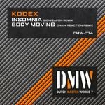 KODEX - Insomnia (Bioweapon remix) (Front Cover)
