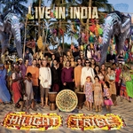 HILIGHT TRIBE - Live In India (Front Cover)