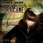 KOUNCILHOUSE feat SCARLETT QUINN - Hurricane (Front Cover)