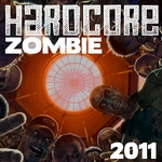 VARIOUS - Hardcore Zombie 2011 (Front Cover)