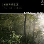 SYNCRONIZE - The HB Files (Front Cover)