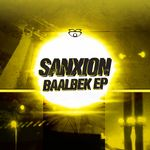 SANXION - The Baalbek EP (Front Cover)