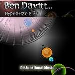 DAVITT, Ben - Hypnotize EP (Front Cover)