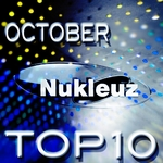 VARIOUS - Nukleuz Records October Top 10 (Front Cover)