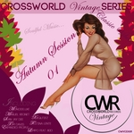 VARIOUS - Crossworld Vintage Series: Autumn Session (Front Cover)